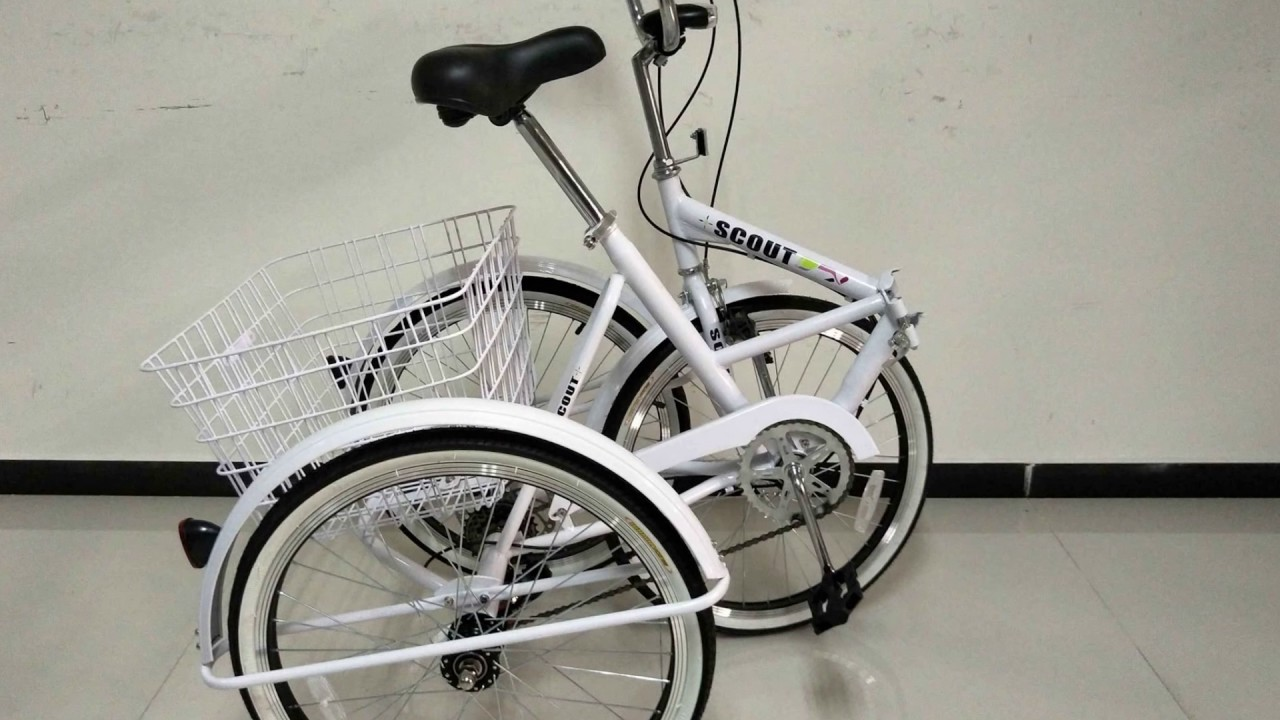 effective electric tricycle