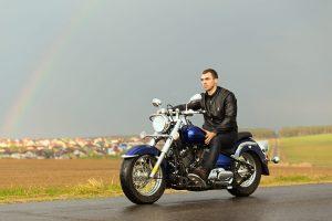 Locating motorbikes