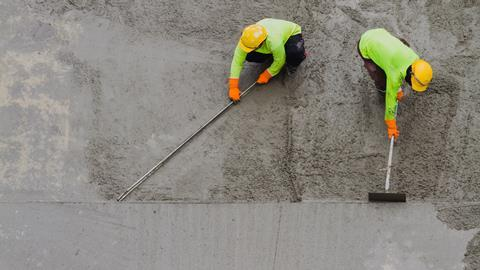 concrete contractor new braunfels