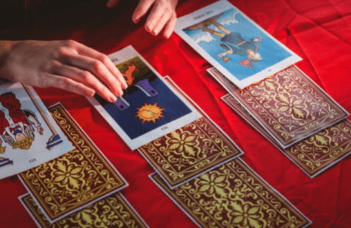tarot card readings online