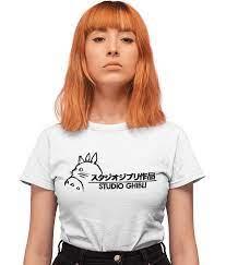 Studio ghibli Clothing